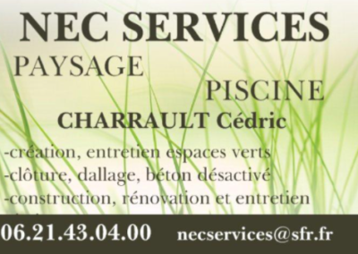 NEC SERVICES