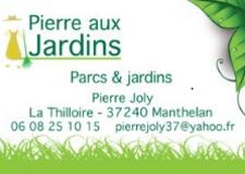 PIERRE AUX JARDINS